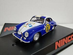 Ninco 50616 - Porsche 356 Coupé - Caminos  1/32 #NEW
