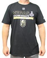 Las Vegas Golden Knights Adidas NHL Stanley Cup Finals Men's Black T-Shirt