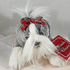 Puppy Dog Yomiko Classics Russ plush stuffed Grey Amberlee beanie shih tzu