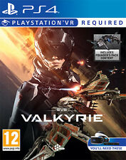 EVE Valkirie (VR Required) PS4 Playstation 4 IT IMPORT