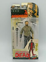 The Walking Dead Rick Grimes Action Figure Skybound Exclusive McFarlane Zombie