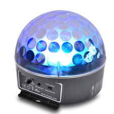 Beamz Jelly Ball Colour LED Crystal Wash Light Mobile DJ Disco Party Lighting
