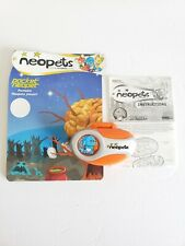 Neopets Kacheek Portable Hand Held Electronic Pocket Game W/Figure & Manual Rare