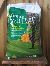 Grena Grow Starter 12.5.6 10kg Rasen und Kulturstarter Baumobst Gemüse bio