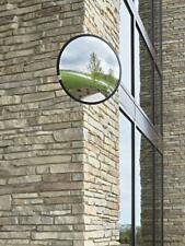 """Uline Convex Traffic Mirror 18"""" for Driveway, Warehouse and Garage,Safety/Store"""