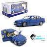 Solido 1:18 - Solido 1:18 1990 BMW M3 E36 (Blue) - Diecast Model