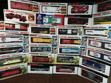 Vintage Lionel Trains O/O-27 Scale 80's to 90's Mint boxed many to pick from NOS