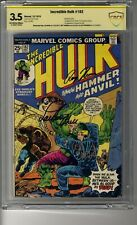 Incredible Hulk # 182 - CBCS 3.5 OW/White Pages - SS3X Wein, Thomas & Ferrigno