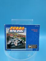 jeu video notice BE nintendo NES FRA turbo racing