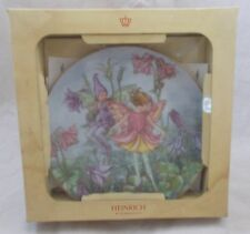VILLEROY & BOCH HEINRICH Flower Fairies Il COLUMBINE Fairy Boxed bm463