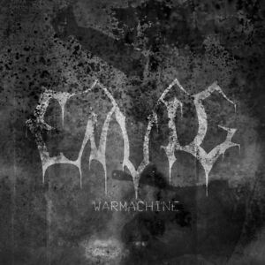 Envig ‎– Warmachine (CD)