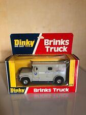 Dinky 275 Brinks Truck