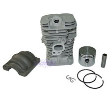 Cylinder Piston Kit For Poulan 1950 2150 2250 2450 2550 Partner 350 351 Chainsaw