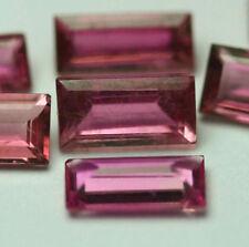 1Turmalin (VS) Pink Baguette 6x3mm!!!