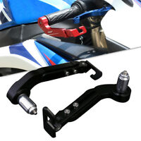 2pcs 7/8'' 22mm Motorcycle CNC Brake Clutch Bar End Lever Protector Hand Guards