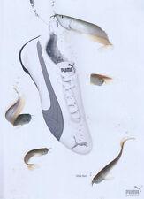 "Puma ""so Fast"" Fish 2006 Magazine Advert #2537"