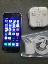 Apple iPhone SE 32GB Space Gray (Unlocked) A1662 (CDMA+GSM) 100% Bat. Health