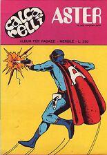 ASTER -   CALCARELLI - 1978 - Trasferibili Trasferelli