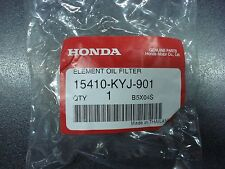GENUINE HONDA ELEMENT OIL FILTER CRF250L CBR250 15410-KYJ-901