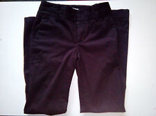 ZARA Womens Elegant Formal Black Trousers UK size 6, EU 34 Great Condition