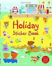 Holiday Sticker Book-ExLibrary