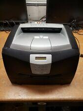 Lexmark E342n Black and white Laser Printer