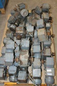 Bauer 55W 2,3 Min Gear Motor SZ2-10/D044-141S Very Low Grill Motor