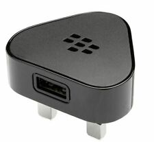 Genuine Blackberry Mains Charger Adapter+ Micro Cable
