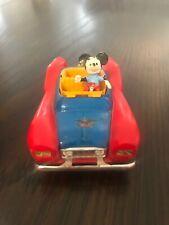 MICKEY MOUSE die-cast car Walt Disney vintage Topolino Politoys Italy W600