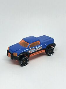 Mattel Hot Wheels Mega Duty TruckBlue And Orange Loose