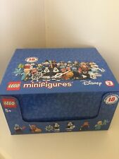 Lego Disney Series 2 Minifigures Full Set of 18 Figures - Brand New With Box