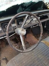 1967 DODGE POLARA STEERING WHEEL HORN RING