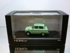 NOREV 800187 MITSUBISHI MINICA - GREEN 1:43 - EXCELLENT CONDITION IN BOX