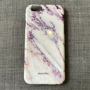 iPhone 6s Case By Madotta Marble Effect Hard Case