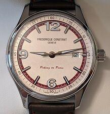 Frederique Constant Peking To Paris Limited Edition Automatic Watch