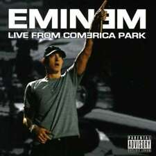 CD de musique album hip-hop eminem