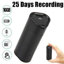 Spy Hidden Digital Voice Activated Recorder Audio Record Device Dictaphone 16GB