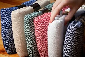 Turkish Peshtemal, 100% Cotton,Bamboo - Hammam  Authentic Towel SPA BEACH PAREO