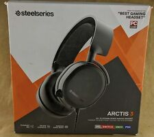 Steelseries 61503 Arctis 3, Hardware/Electronic Gaming-headset, Wired - Black