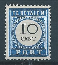 1894TG Nederland Portzegel P22 postfris, mooie zegel. zie foto's.