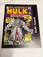 Hulk: Smash #1 Reprint Incredible Hulk #1 Mini (2005) NM/M  (000183)