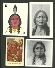 Sitting Bull CARDS! Fab Card Collection