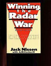 mac- Winning the Radar War; A Memoir, Jack Nissen 1st US, HBdj, VG