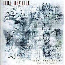 Time Machine - Reviviscence Liber Secundus (CD, 2004, Massacre Records, Germany)