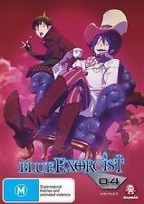 Blue Exorcist Vol. 4 (Bilingual Edition) NEW R4 DVD