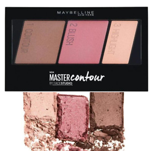 Maybelline Master Contour Face Contouring Kit Compact 10 Light to Medium