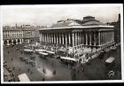 PARIS II° / AUTOBUS au PALAIS de la BOURSE en 1934