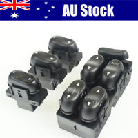Master Power Window Switch + 3 Single For Ford Fairmont AU Fairlane NU 98~02 Set