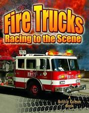 Fire Trucks: Racing to the Scene (Vehicles on the Move)-ExLibrary