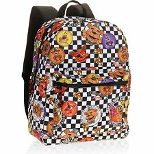 "Five Nights at Freddys School Backpack 16"" Book Bag Tote FNAF - NEW - USA"